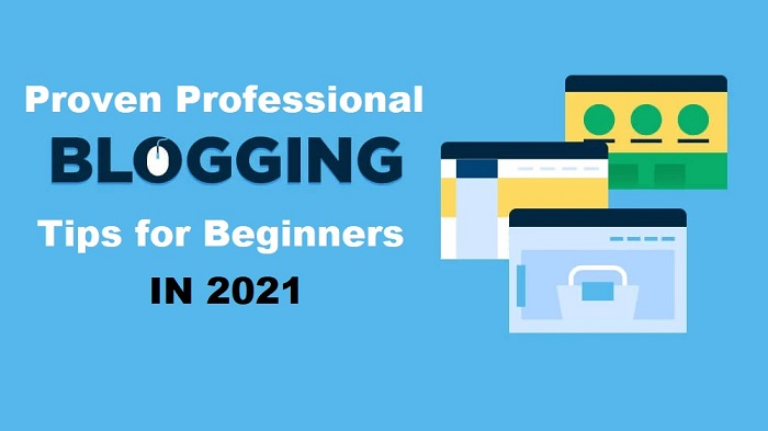 Proven Professional Blogging Tips for Beginners in 2021