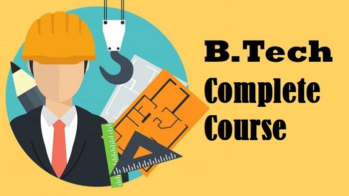 B. Tech Complete Course