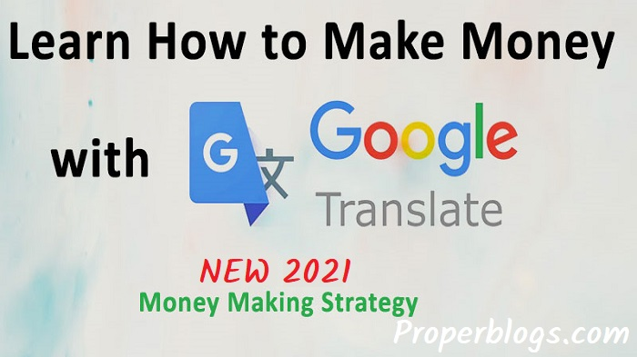 How To Make Money With Google - 6 Best Ways in 2021